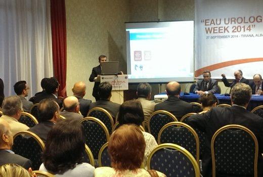 Spitali Amerikan në Tiranë, konferenca për javën e Urologjisë, risi e studime!