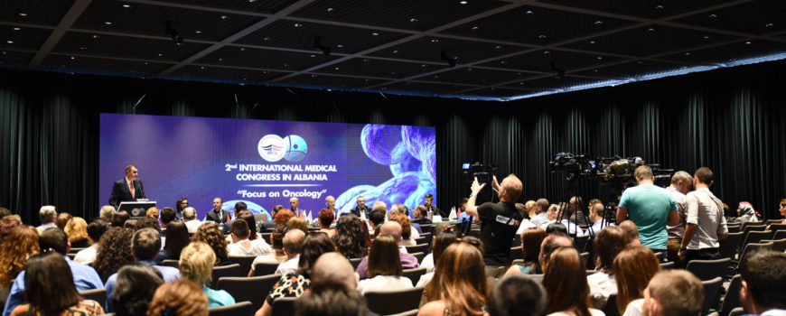 Çelet me sukses Kongresi i Dytë Multidisiplinar Mjekësor IMCA II 2016