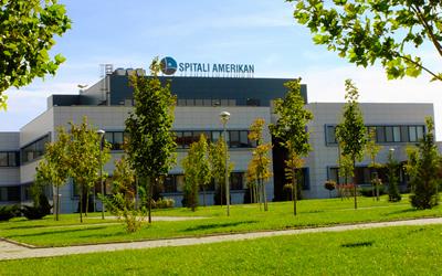 American Hospital Kosovo