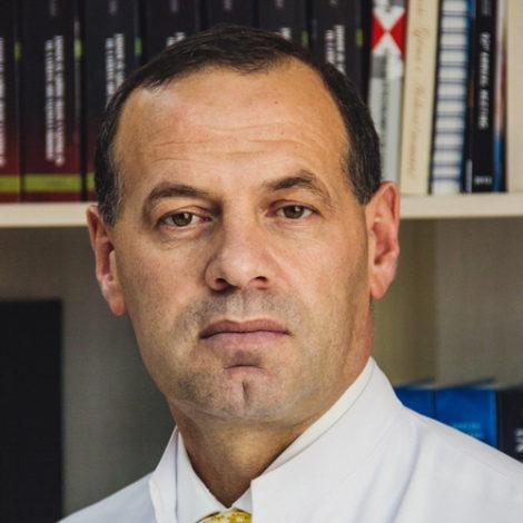 Dr. Arben Kojqiqi, MRCSEd. FRCSEd (CTh)