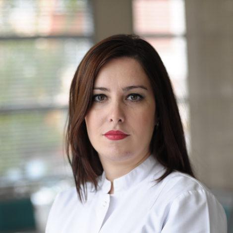 Dr. Areti Pojani