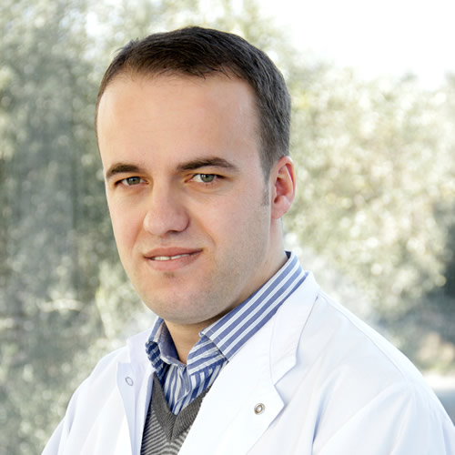Dr. Edjon Hajro