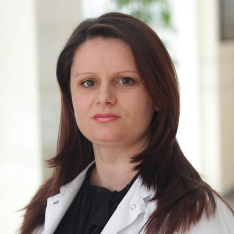 Dr. Irena Marku (Haxhiu)