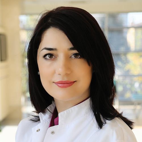 Dr. Irena Savo
