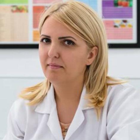 Dr. Albana Daka