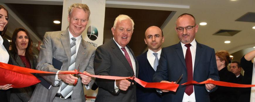 Inaugurohet Spitali Amerikan i ri në Prishtinë