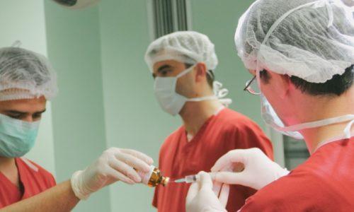 Anesteziologji