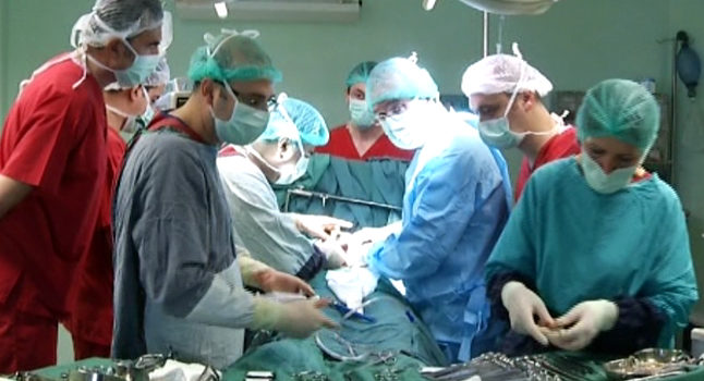 Liver transplant successfully realized in the American Hospital